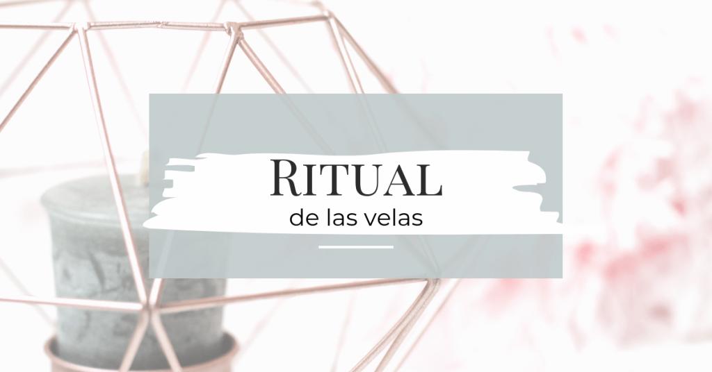 ritual de las velas
