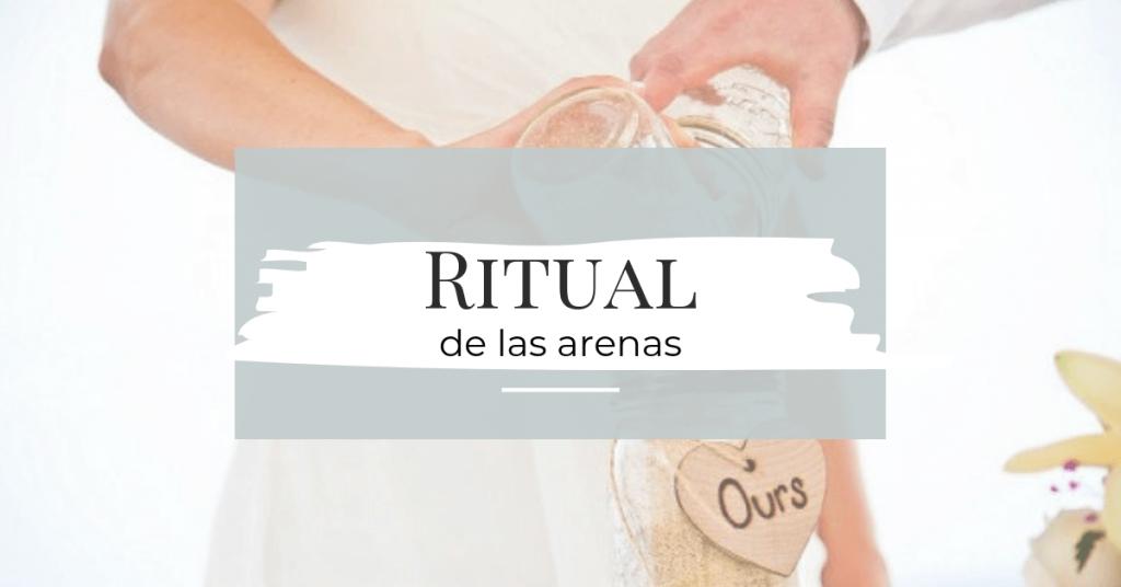 ritual de las arenas