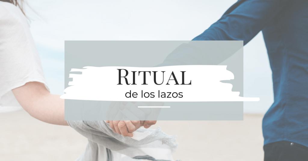 ritual de los lazos